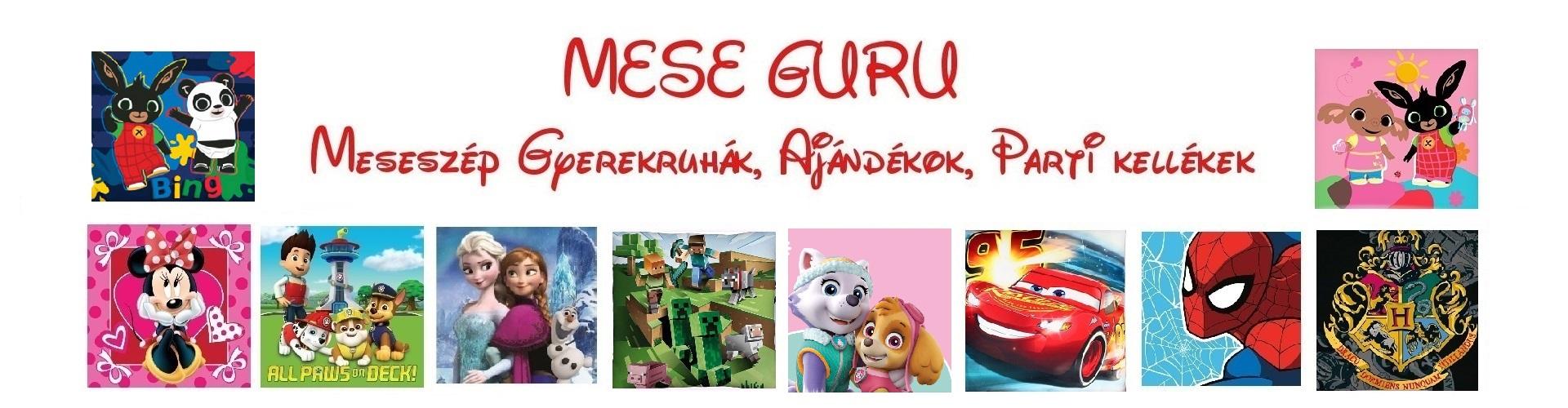 Mese Guru - a Disney és szuperhős ajándékok szakértője 8352f32c31