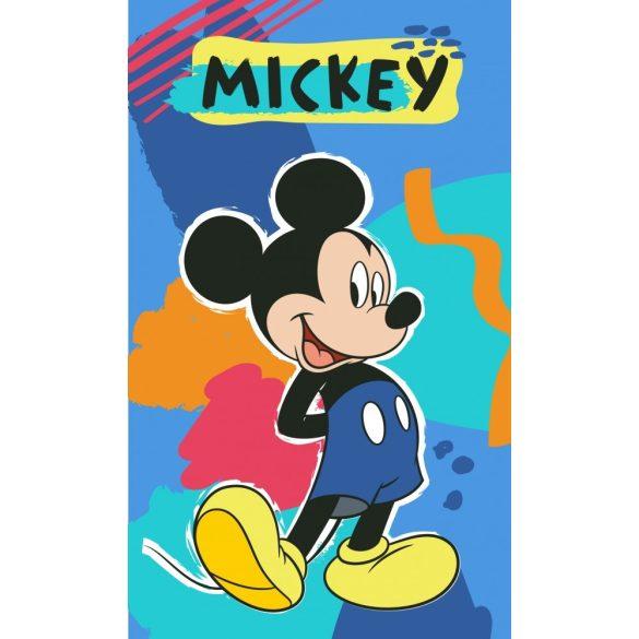Mickey egér pamut kéztörlő, arctörlő
