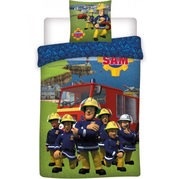 Sam a tűzoltó gyerek ágynemű