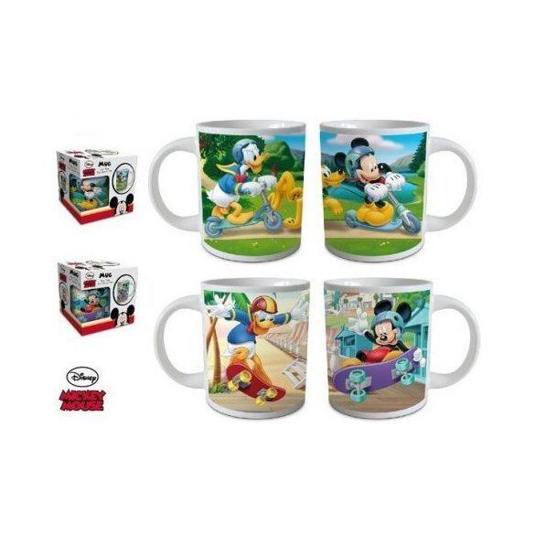 Mickey egér porcelán bögre
