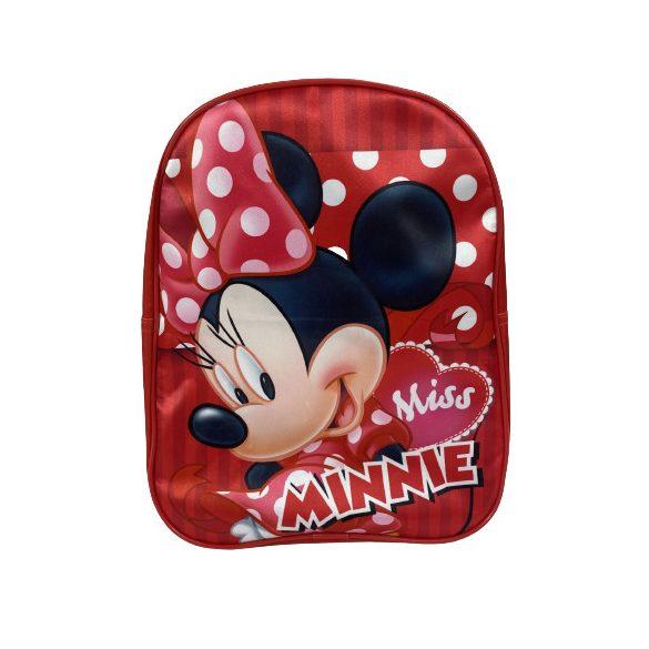 Minnie egér hátizsák csillogós mintával