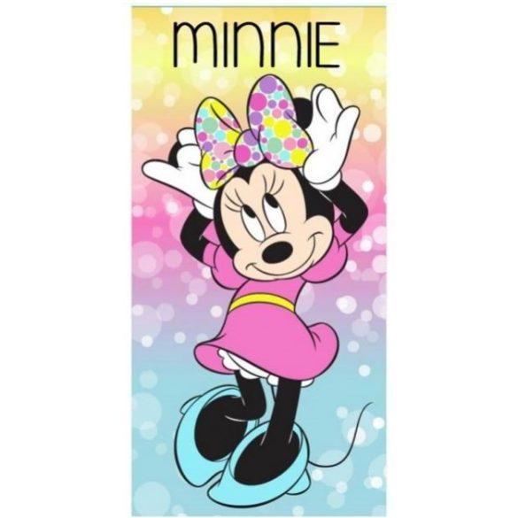 Minnie egér fürdőlepedő - strand törölköző (színátmenetes)