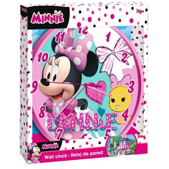 Minnie egér falióra