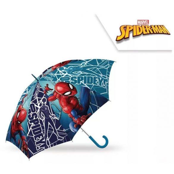 Pókember gyerek esernyő különleges fogantyúval