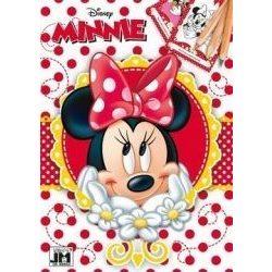 Minnie egér színező füzet