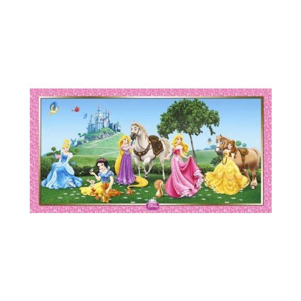 Hercegnők fali dekoráció
