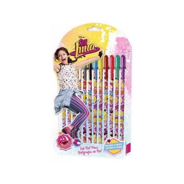 Soy Luna zselés toll szett
