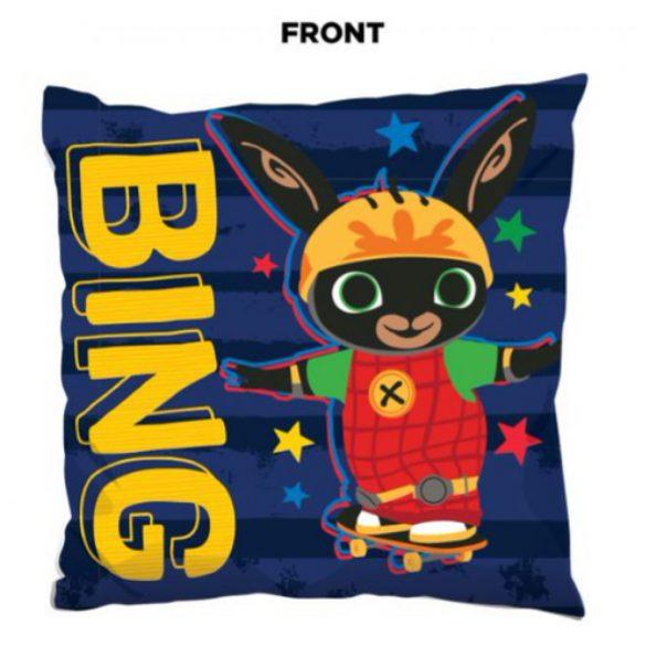 Bing nyuszi kétoldalas párna fiúknak