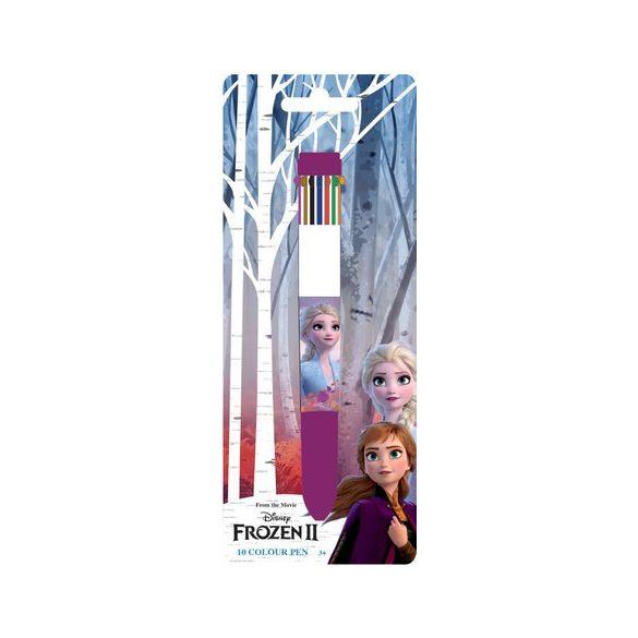 Jégvarázs 2 tíz színű toll