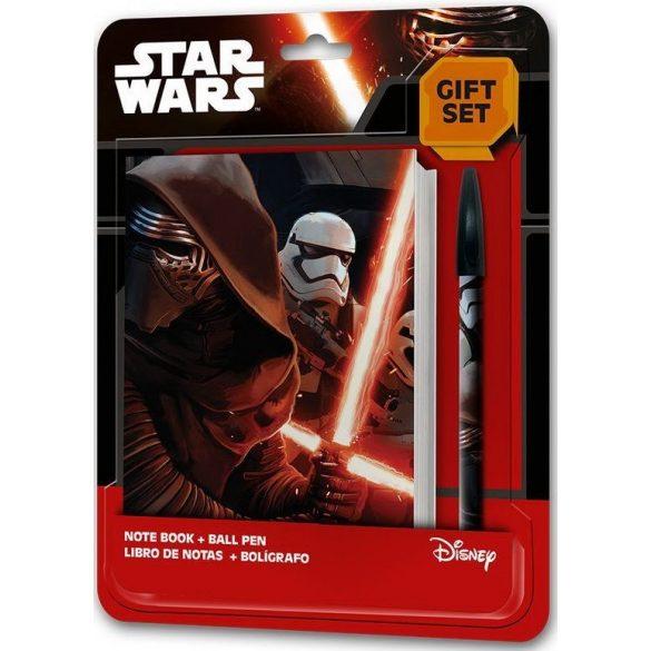 Star Wars napló és toll