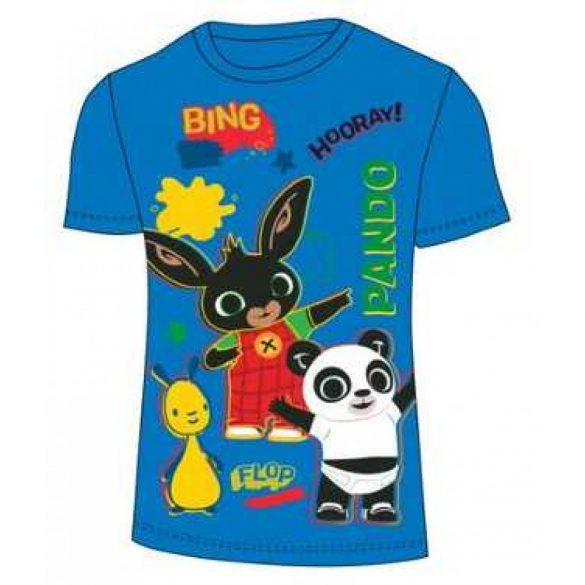 Bing nyuszi gyerek póló kék