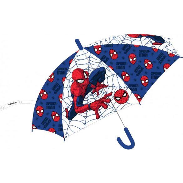 Pókember gyerek esernyő