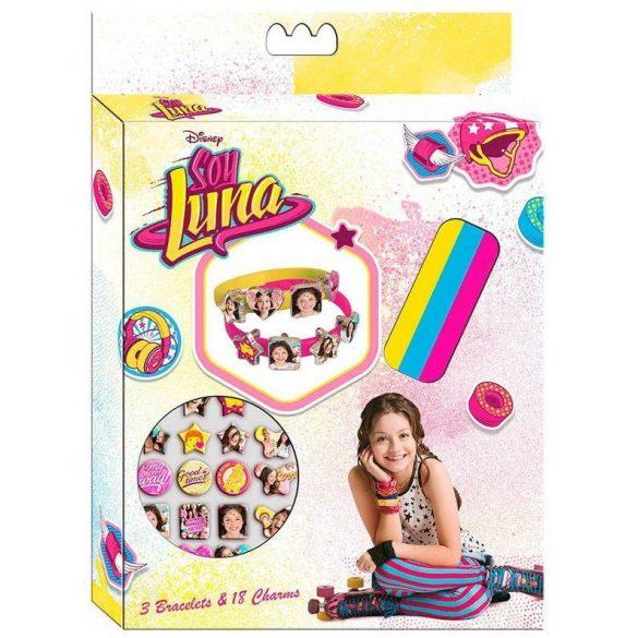 Soy Luna karkötő készítő szett