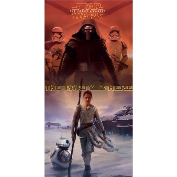 Star Wars ajtóposzter
