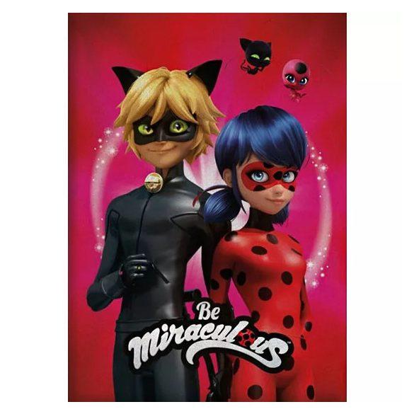 Miraculous Ladybug polár takaró - Hero