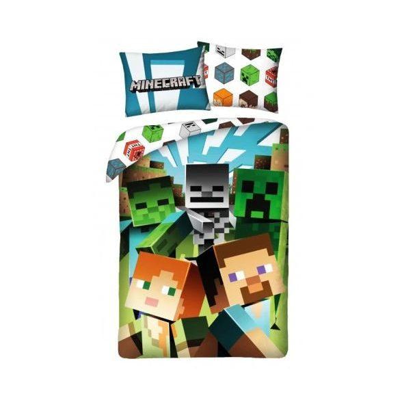Minecraft gyerek ágyneműhuzat