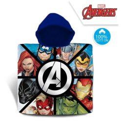 Bosszúállók - Marvel pamut poncsó