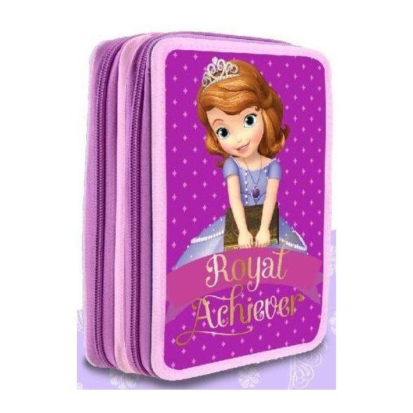 8802243b2867 Szófia hercegnő 2 emeletes töltött tolltartó - Mese Guru - a Disney és  szuperhős ajándékok szakértője .