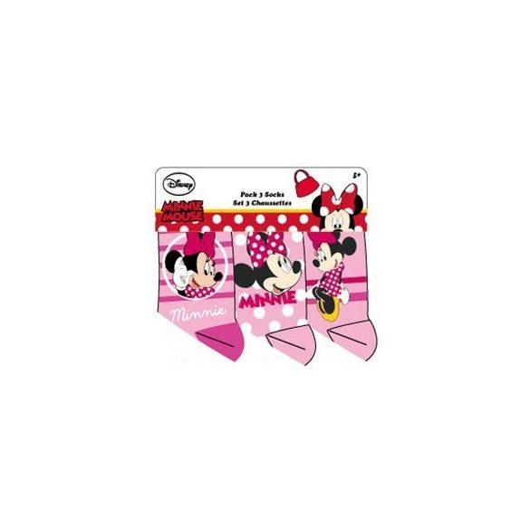 Disney Minnie zokni szett 31-34