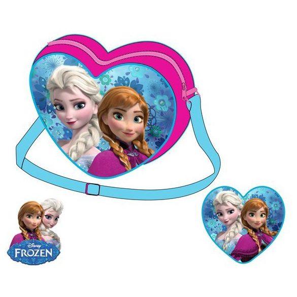 Jégvarázs szív alakú oldaltáska