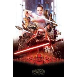 Star Wars Skywalker kora polár takaró
