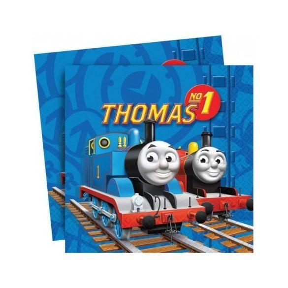 Thomas és barátai szalvéta (20 db-os)