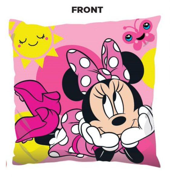 Minnie egér párna rózsaszínű