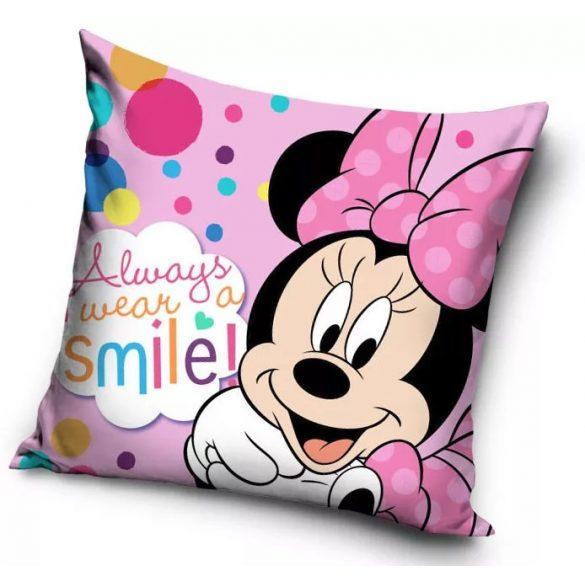 Minnie egér smile kispárna huzat