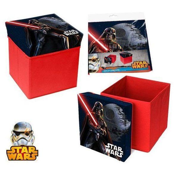 Star Wars játéktároló puff