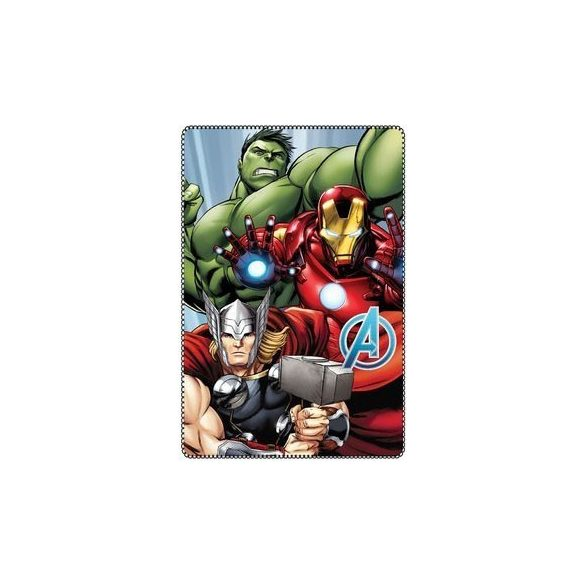 Marvel Bosszúállók Avengers polár takaró