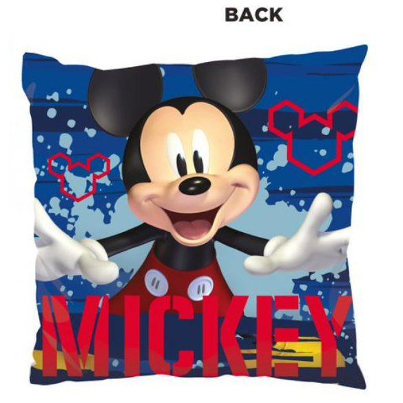 Mickey egér kék párna