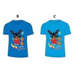 Bing nyuszi gyerek póló szürke