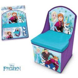 Jégvarázs játéktároló szék