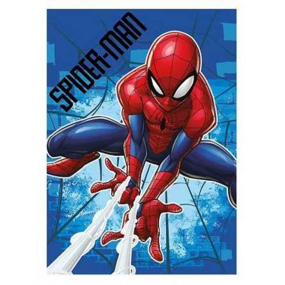 Pókember Spiderman takaró/pléd