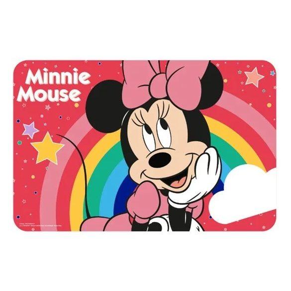 Minnie egér tányéralátét 3 dimenziós