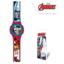 Bosszúállók - Marvel digitális gyerek karóra