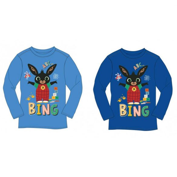 Bing nyuszi gyerek póló fiúknak