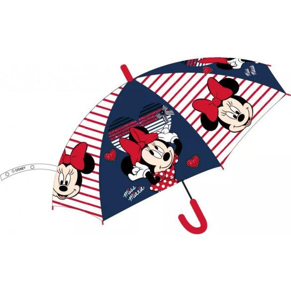 Minnie egér átlátszó esernyő