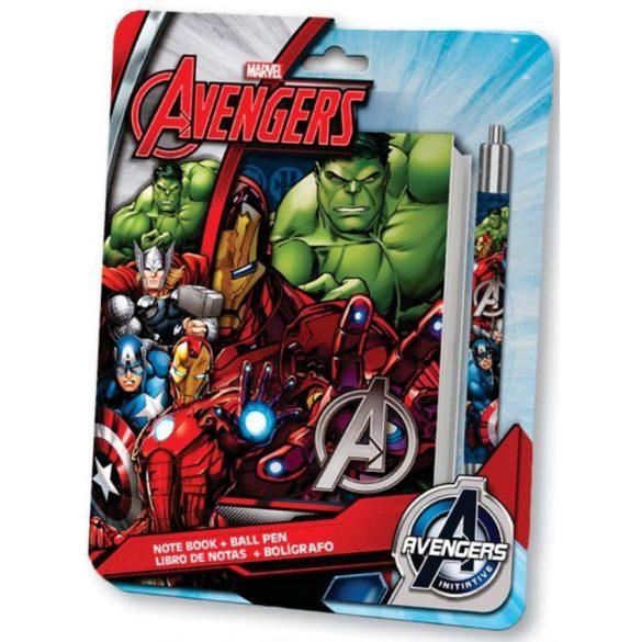 Bosszúállók - Marvel napló és toll
