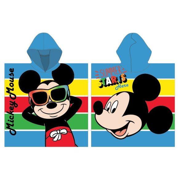Mickey egér gyorsan száradó poncsó