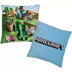 Minecraft párna 2oldalas