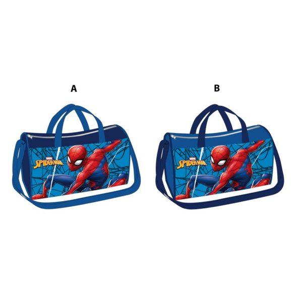 Spiderman /Pókember sporttáska, utazótáska