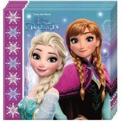 Disney Jégvarázs szalvéta (20 db-os)