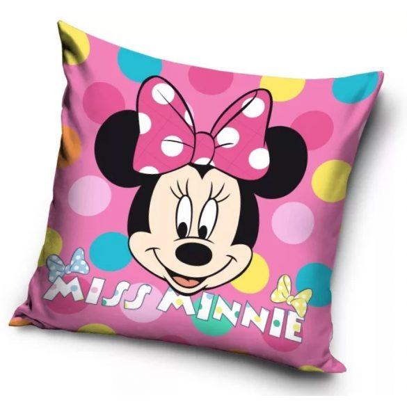 Minnie egér pöttyös párna
