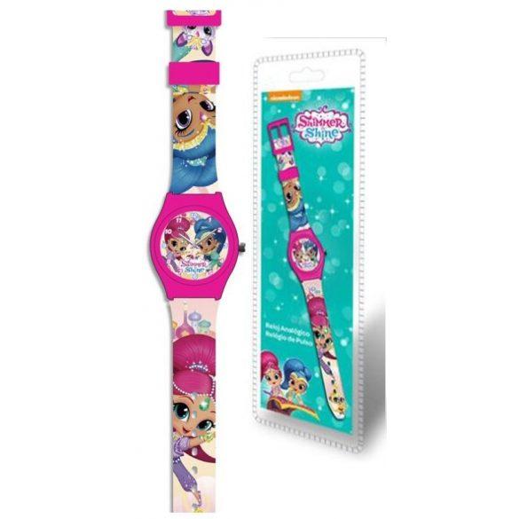 Shimmer és Shine analóg gyermek karóra - Mese Guru - a Disney és szuperhős  ajándékok szakértője ebfc2796cd