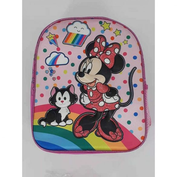 Minnie egér ovis hátizsák 3 dimenziós