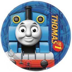 Thomas és barátai papírtányér (8 db-os)