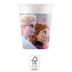 Disney Jégvarázs parti pohár (8 db-os)