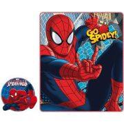 Pókember Spiderman polár takaró