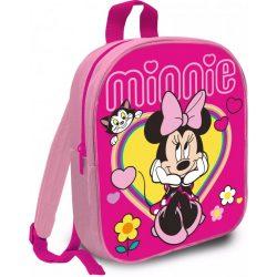 Minnie egér ovis hátizsák piros